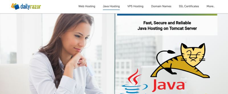 hosting java dailyrazor