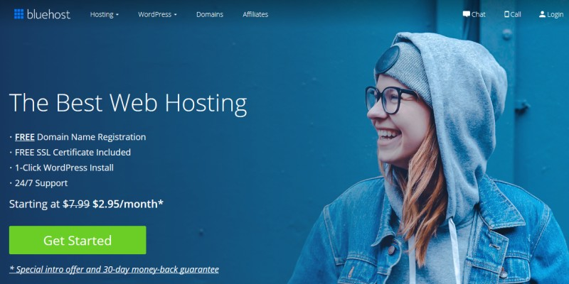 banner bluehost