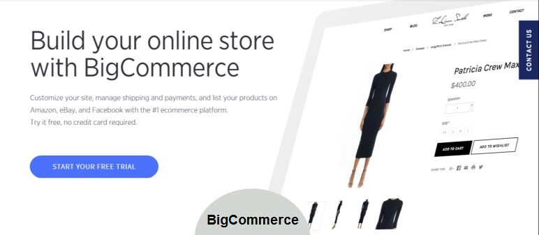 alternatívne BigCommerce