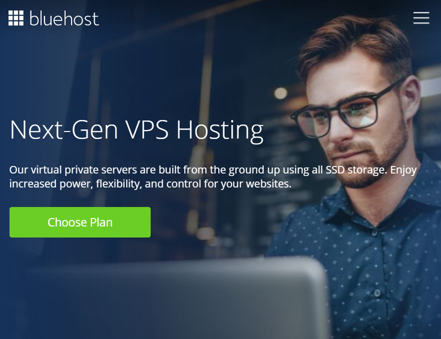 millor VPS-bluehost