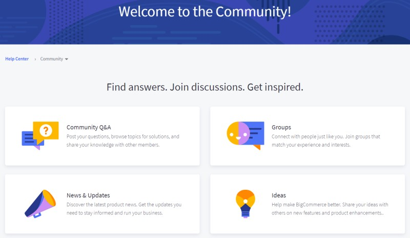 BigCommerce-Community