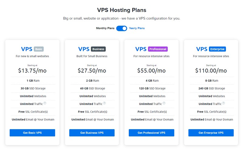 Dreamhost-VPS-hosting