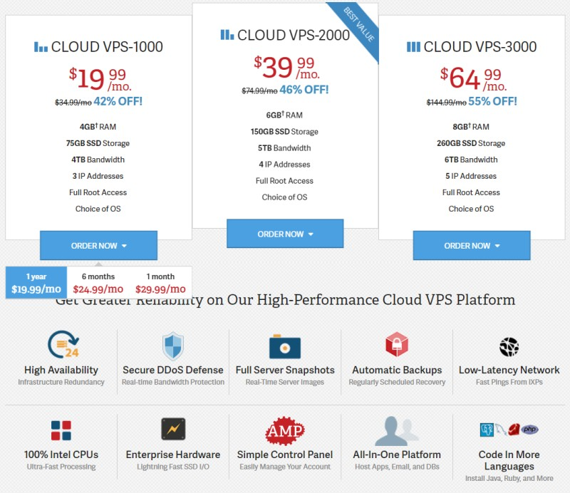 inmotion vps cloud