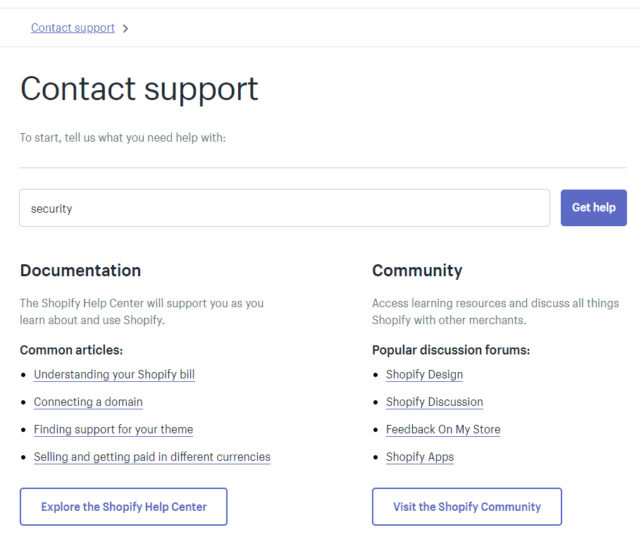 shopify support chat1