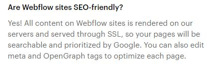 webflow-SEO-friendly